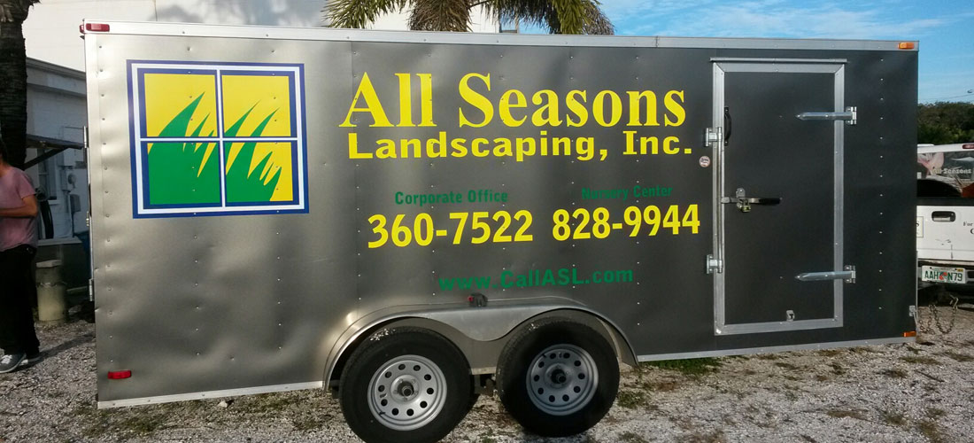 Custom Vinyl Banners and Signs in Pinellas Florida